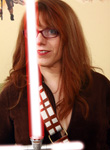 Wendy summers  it s the season for makin  wookiee  wendy will make your force    awaken. Wendy will make your force... awaken